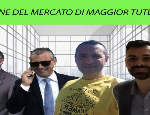 Energia -FINE MERCATO DI MAGGIOR TUTELA